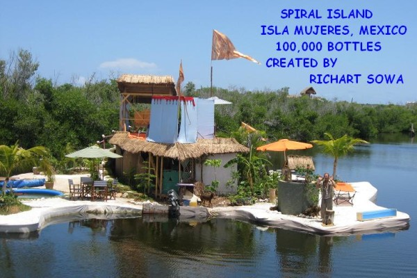 Richie Sowa's Spiral Island