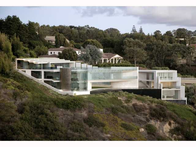 million dollar modern homes