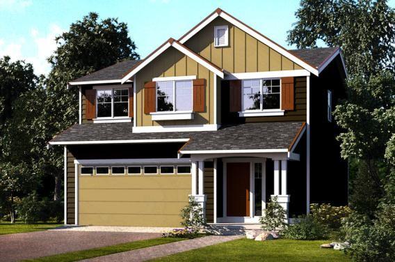 Bennett Homes: Rendering