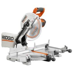 Ridgid 12-Inch Compound Miter Saw