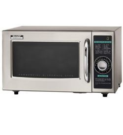 Sharp One-Knob Microwave