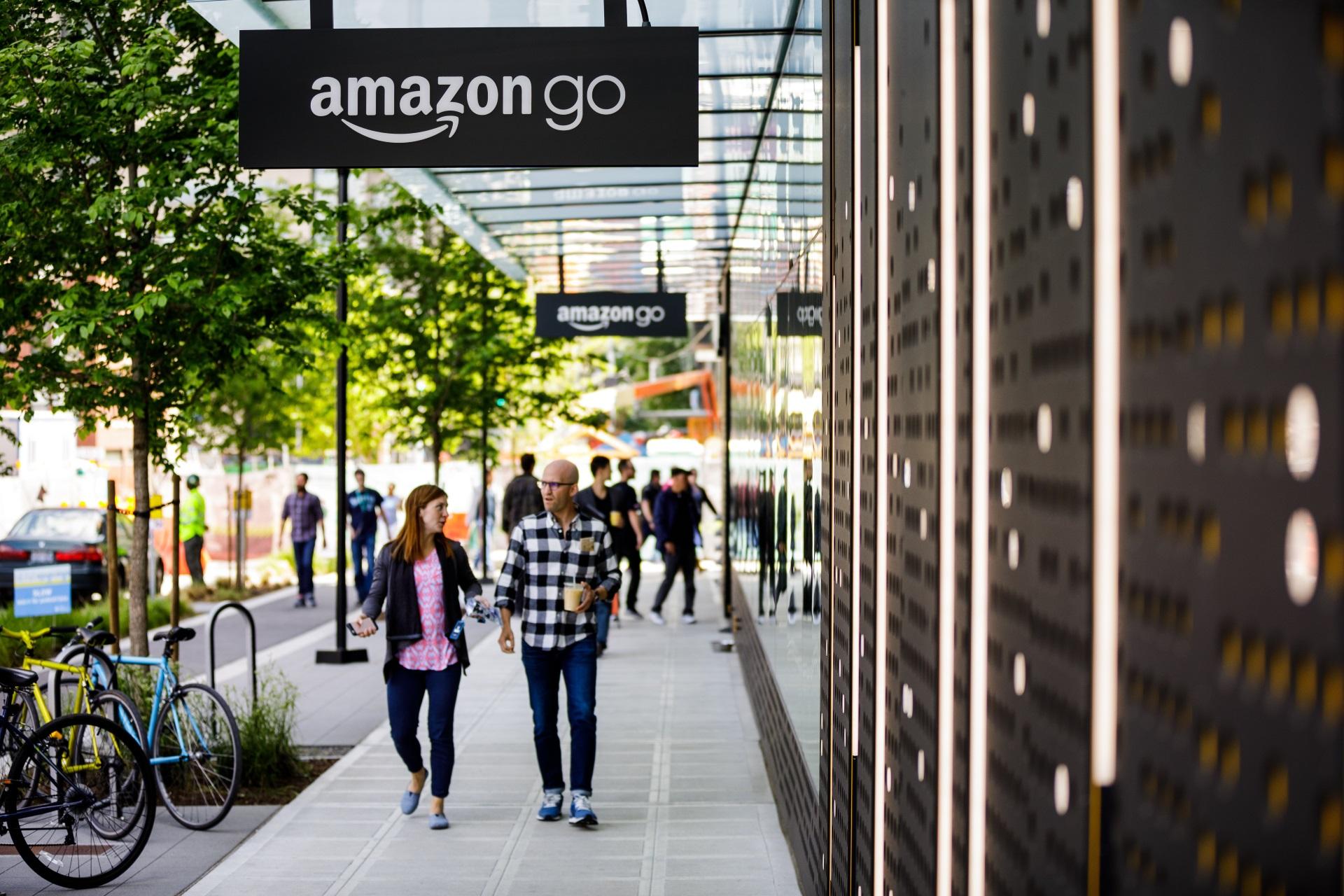 Amazon, Go?