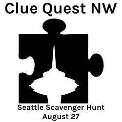 Clue Quest NW - Seattle Scavenger Hunt