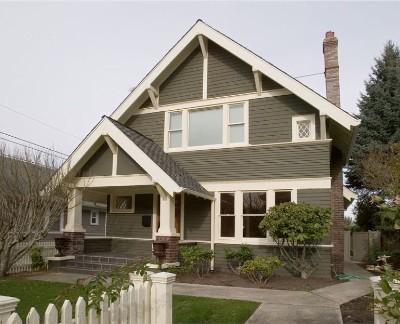 Queen Anne House: 110 W Smith St Seattle, WA 98119