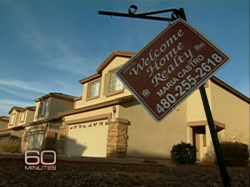CBS 60 Minutes - Mortgages: Walking Away
