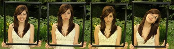 Nicole's Many Emotions by Flickr user allyaubry