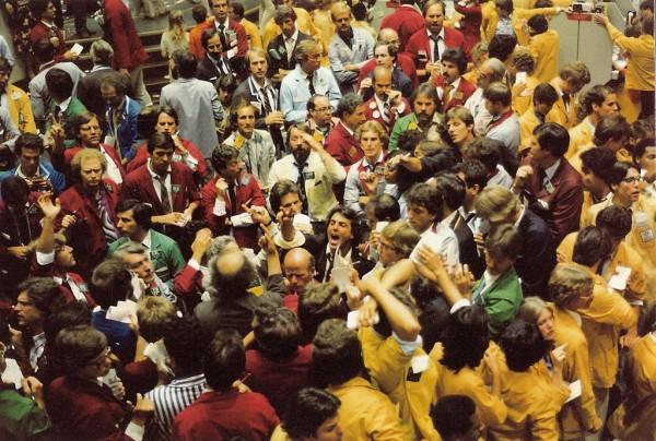 The Market Economy by Flickr user MojoBaer