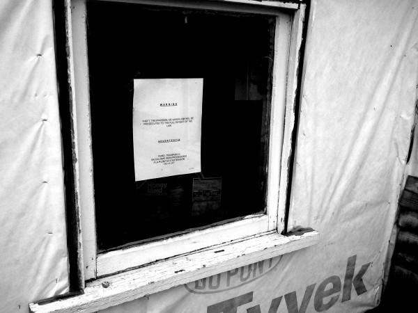 Shadow Inventory Next Door: WARNING