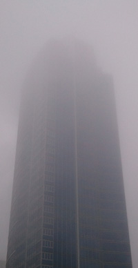 A foggy portrait of 1521 2nd Ave by The Tim