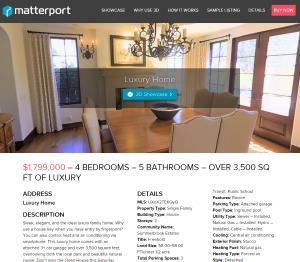 Matterport LDP