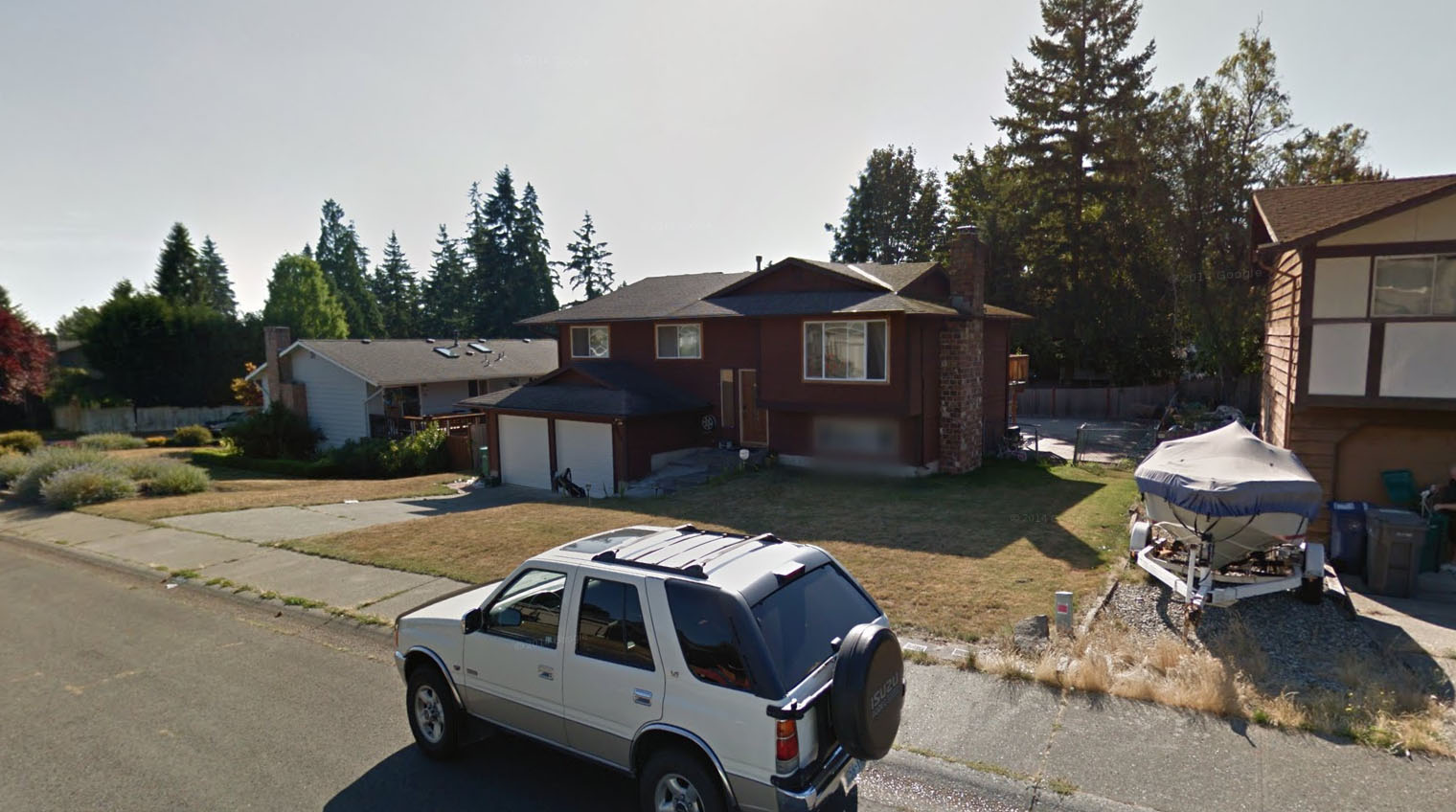 Google Street View of 13909 129th Place NE Kirkland, WA 98034