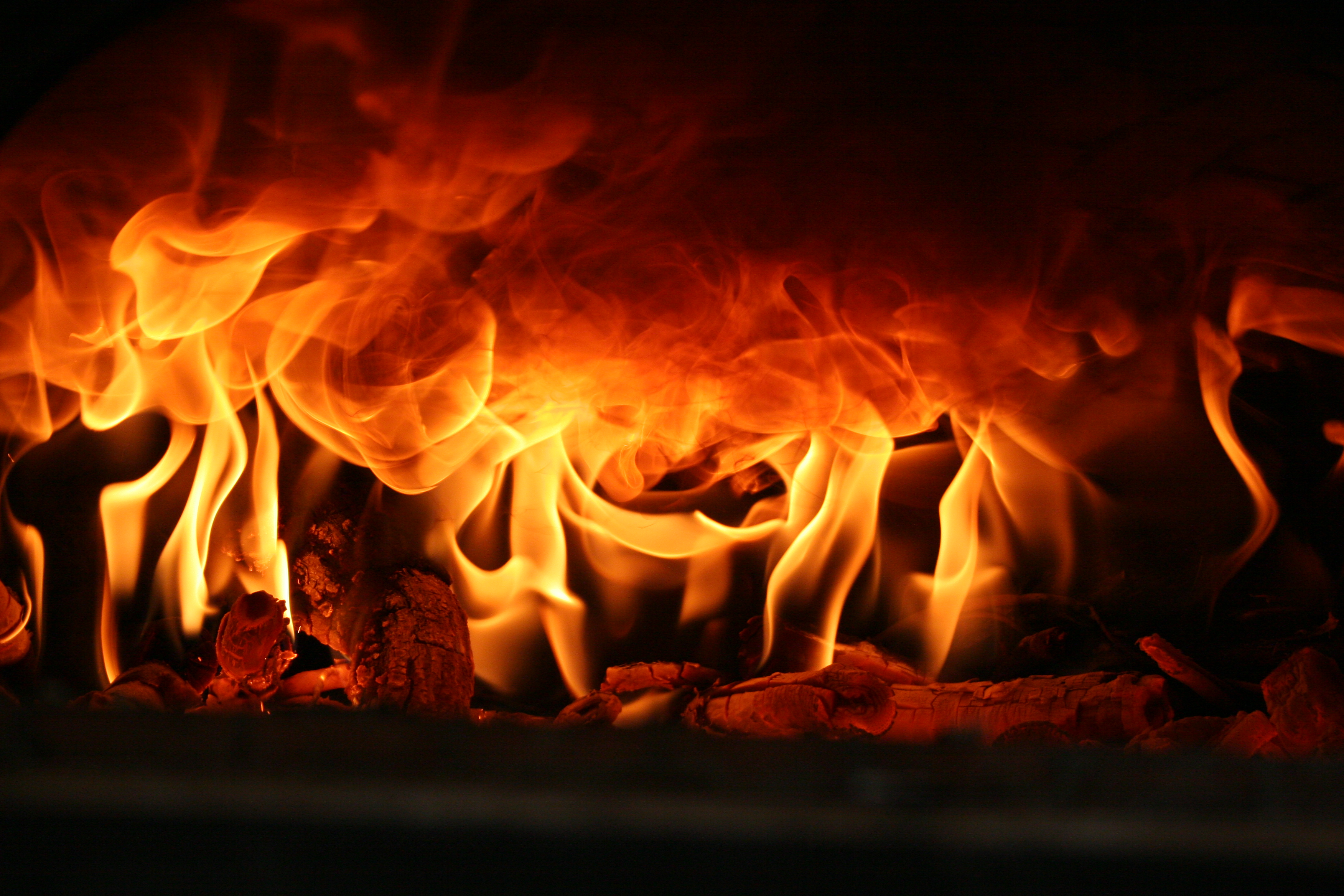 Fire by Flickr user Amy Glaze