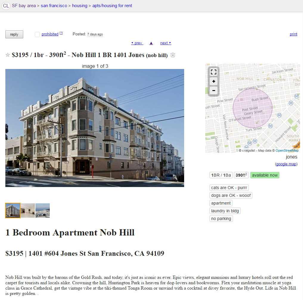 """Cheap Apartments In San Francisco: No, Seattle Affordability Is Not """"Pretty Much Game Over"""